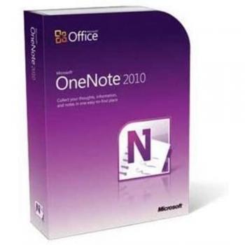 Microsoft OneNote Software's