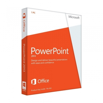 Microsoft PowerPoint software's