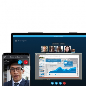 Microsoft Skype Software's