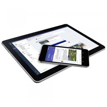 Microsoft Teams mobile software's