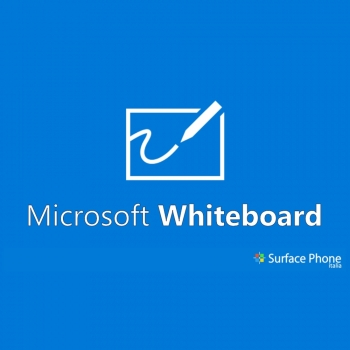 Microsoft Whiteboard software's
