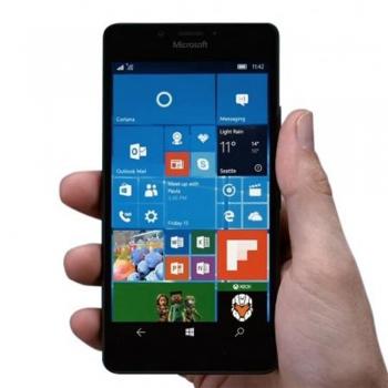 Microsoft Windows 10 Mobile software's