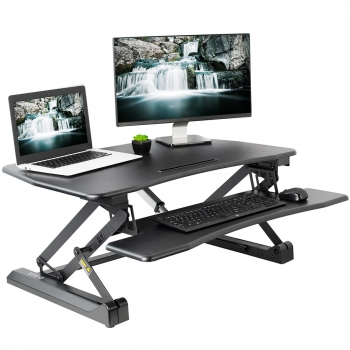 Electric Standing Desk Conversion stands