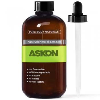 Aromatherapy Orange Ginger Nail Polish Removers