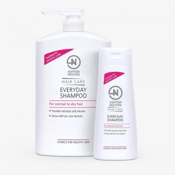 Everyday shampoos