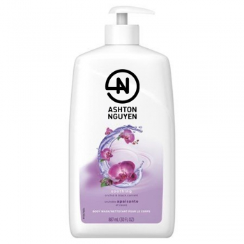 Fresh Outlast Soothing Orchid   Black Currant Body Wash