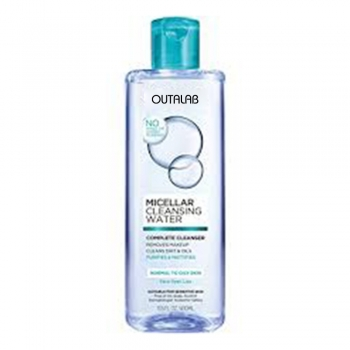 Oily Skin Cleansers   Micellar Water