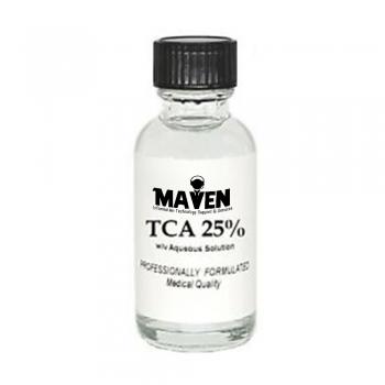 Trichloroacetic Acid peels (medium)