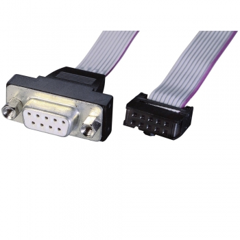 9 Pin D type Serial & Parallel Cables