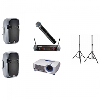 Audio & Video Conferencing Equipment's