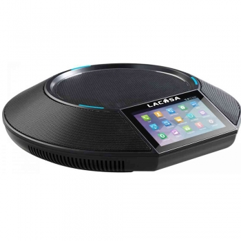 VoIP (voice over IP) conferencing phone