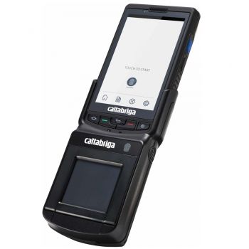 Behavioral Biometrics Scanners