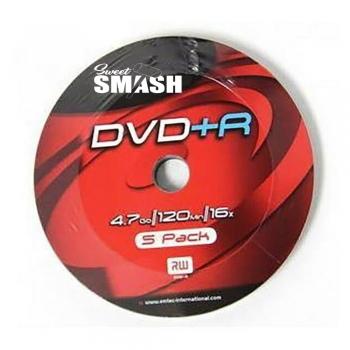 DVD-5 Blank Storage Media