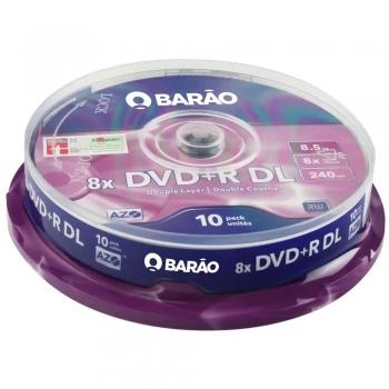 DVD-9 Blank Storage Media