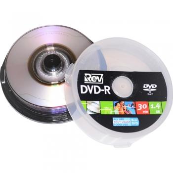 DVD-10 Blank Storage Media