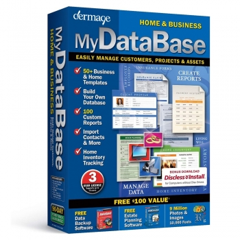 Business & Finance Database software's