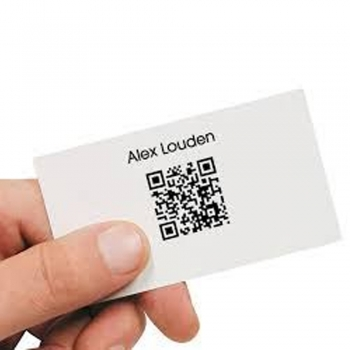 QR code Business Card Scanners