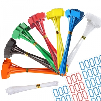Marker Cable Ties & Management