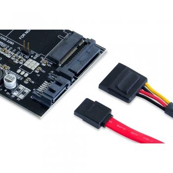 IDE or SATA or SCSI jumpers