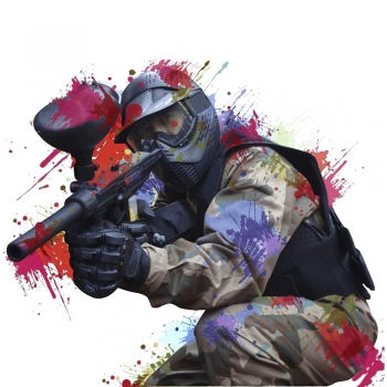 Paintball Loose clothing