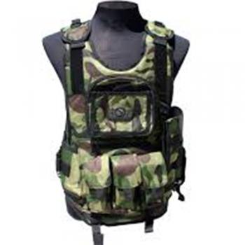 Paintball tactical vest