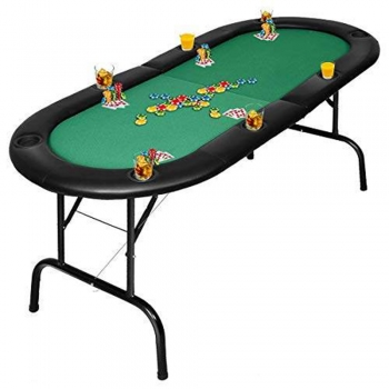 Collapsible Poker Table