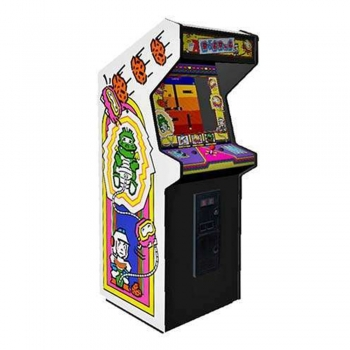 Dig Dug & (Comes with new Pac Man Arcade Party)