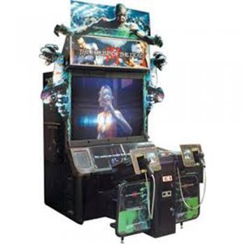 Mach Storm Arcade