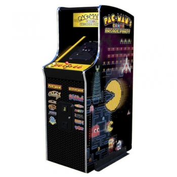 Rally X & (Comes with new Pac Man Arcade Party)
