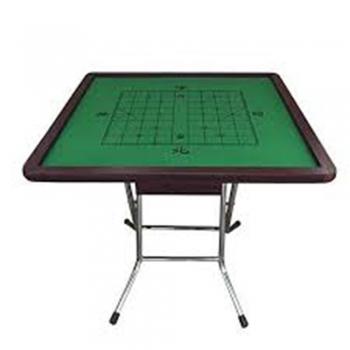 Rectangular Folding card game Tables