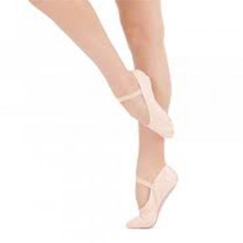 Soft ballet shoes