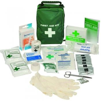 Fishing first aid kits