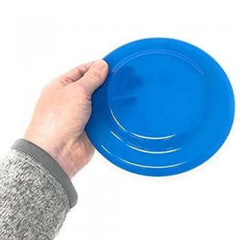 Flying discs plates