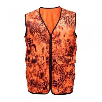 Blaze orange vests