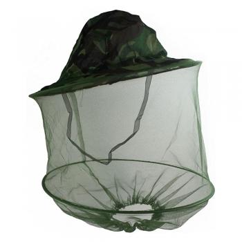 Camouflage head net