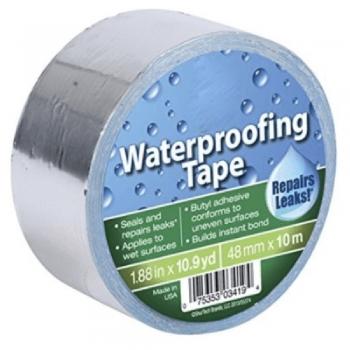 Kayak Repair duct tapes