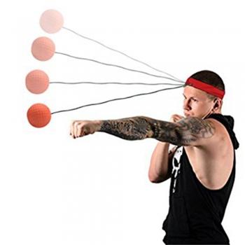 Martial Art Reaction Ball Drills