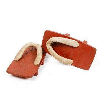 Tetsu Geta Iron Sandals