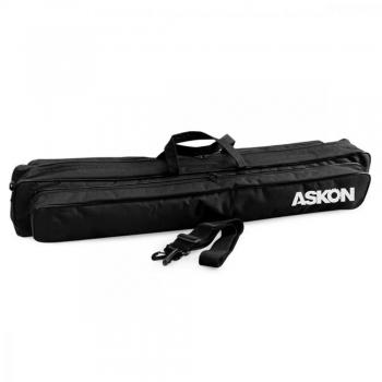 Twirling shoulder strap for sparkle case or sport bag