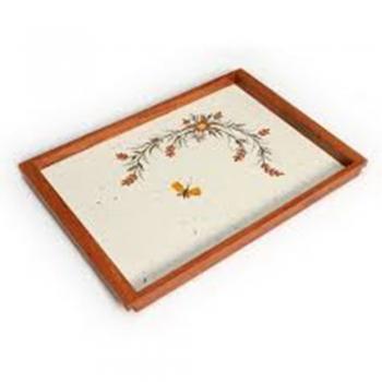 Pressed Flower Tray