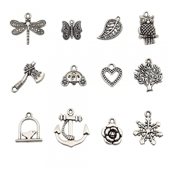 Jewelry Mixed Charms and Findings Assortments