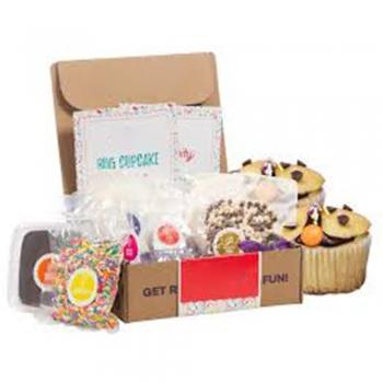 Kids Cake and Cupcake Baking Kit