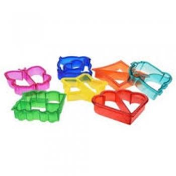 Kids Plastic Cookie Cutters