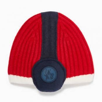 Kids knitting Headphones Hat
