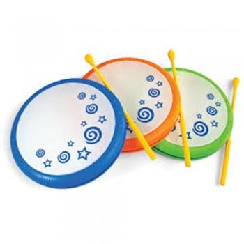 Kids hand drums