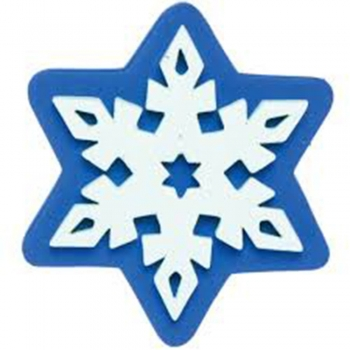 Baker Ross Snowflake Stampers