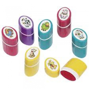 Farm Animals Self Inking Stampers
