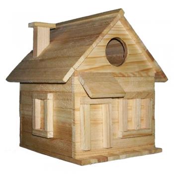 Kid's wood Bird House