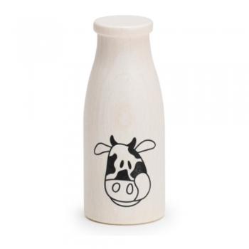 Kid's wood Bottle Vase