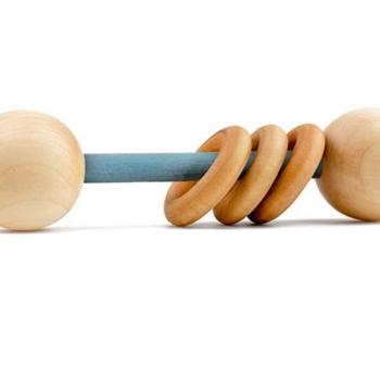 Kid's wood toys